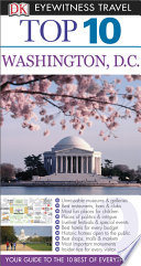 DK Eyewitness Top 10 Travel Guide  Washington DC