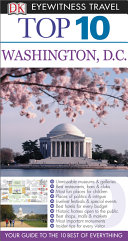 DK Eyewitness Top 10 Travel Guide  Washington DC
