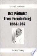 Der Pädiater Ernst Freudenberg