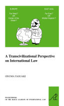 A Transcivilizational Perspective on International Law