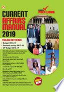 Current Affairs Manual 2019