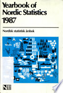 Yearbook of Nordic Statistics 1987