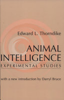 Animal Intelligence Book