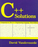 C++ Solutions