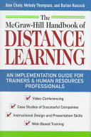 The Mcgraw Hill Handbook Of Distance Learning