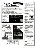 Piano Technician s Journal