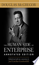 The Human Side of Enterprise  Annotated Edition