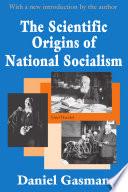 Scientific Origins of National Socialism