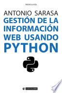 Gesti N De La Informaci N Web Usando Python