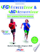 Fitnessgram and Activitygram Test Administration Manual Updated 4th Edition
