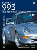 Porsche 993 - King of Porsche Book Cover