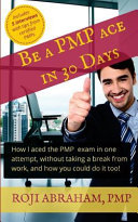 Be a Pmp Ace in 30 Days