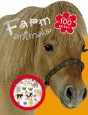 Farm Animals Coloring Book