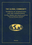 Global Trends: Law, Policy & Justice : Essays in Honour of Professor Giuliana Ziccardi Capaldo