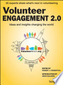 Volunteer Engagement 2 0