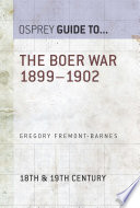 The Boer War 1899Â?1902