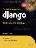 download ebook the definitive guide to django pdf epub