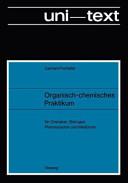 Organisch chemisches Praktikum