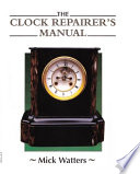 The Clock Repairer S Manual