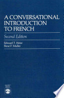 A Conversational Introduction to French Interests Abilities And Backgrounds Of