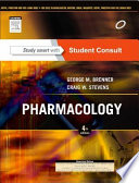 Pharmacology  With STUDENT CONSULT Online Access  4 e