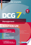 DCG 7 Management Manuel et applications 5e   dition
