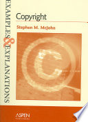 Copyright : a volume on copyright law....
