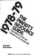 The Pianist s Resource Guide Book PDF