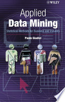 Applied Data Mining book