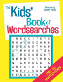 The Kids  Book of Wordsearches
