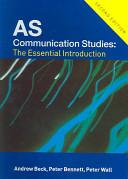AS Communication Studies