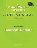 The Oxford Picture Dictionary for the Content Areas