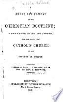 A Short Abridgment of the Christian Doctrine