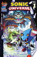 Sonic Universe #83 : dr. eggman's plans for controlling the shattered...