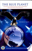 The Blue Planet : and national intelligence,