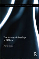 The accountability gap in EU law