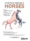 The how and why wonder book of horses