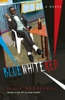 Book Blue White Red