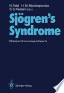 Sj Gren S Syndrome