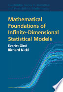 Mathematical Foundations of Infinite Dimensional Statistical Models