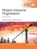 Modern Industrial Organization  Global Edition