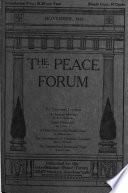 The Peace Forum
