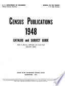 Catalog Of United States Census Publications 1790 1945