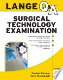 LANGE Q A Surgical Technology Examination  Seventh Edition