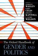 The Oxford Handbook of Gender and Politics