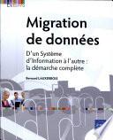 Migration de donn  es