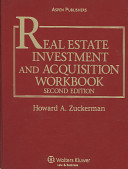 Real Estate Investment and Acquisition Workbook