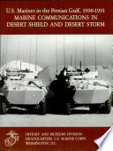 Marine communications in Desert Shield and Desert Storm