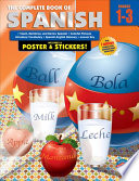 Complete Book Of Spanish Grades 1 3