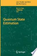 Quantum State Estimation